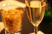 kieliszek dobrego wina
