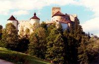 Zamek Niedzica, Pieniny
