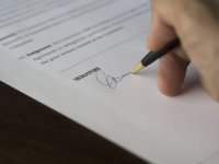 podspisanie umowy